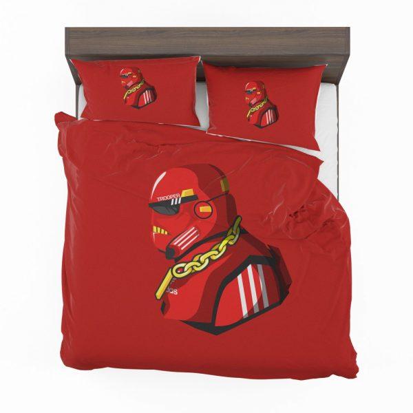 Star Wars Movie Stormtrooper Sci-Fi Space Bedding Set 2