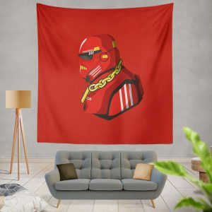 Star Wars Movie Stormtrooper Sci-Fi Space Wall Hanging Tapestry
