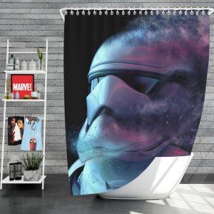 Star Wars Movie Stormtrooper Shower Curtain