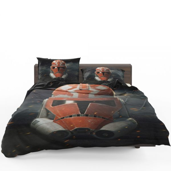 Star Wars The Clone Wars TV Show Clone Trooper Bedding Set 1