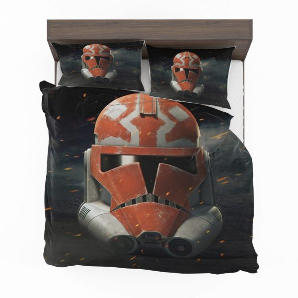 Star Wars The Clone Wars TV Show Clone Trooper Bedding Set 2
