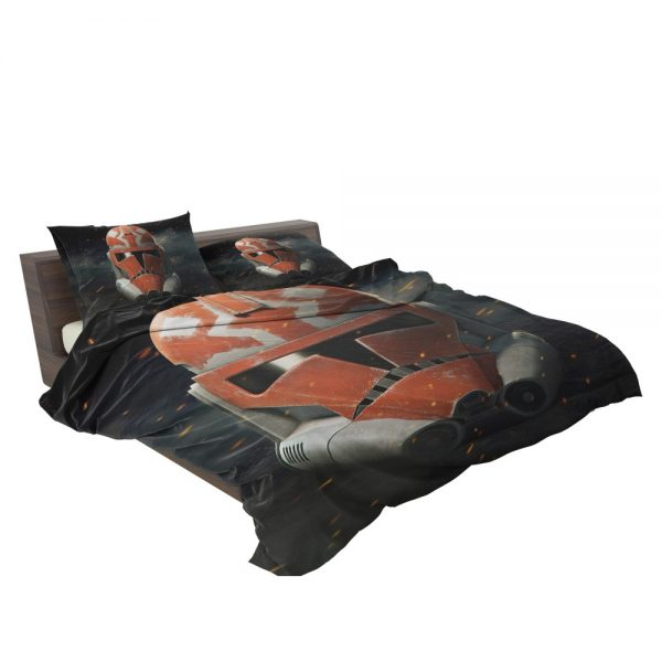 Star Wars The Clone Wars TV Show Clone Trooper Bedding Set 3