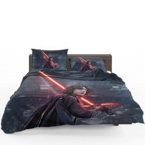 Star Wars The Last Jedi Movie Adam Driver Kylo Ren Bedding Set 1