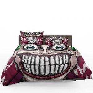 Suicide Squad Movie DC Comics Joker Bedding Set 1