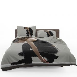 Summer Glau in Terminator The Sarah Connor Chronicles TV Show Bedding Set 1
