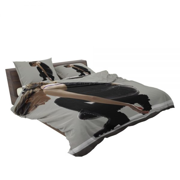 Summer Glau in Terminator The Sarah Connor Chronicles TV Show Bedding Set 3