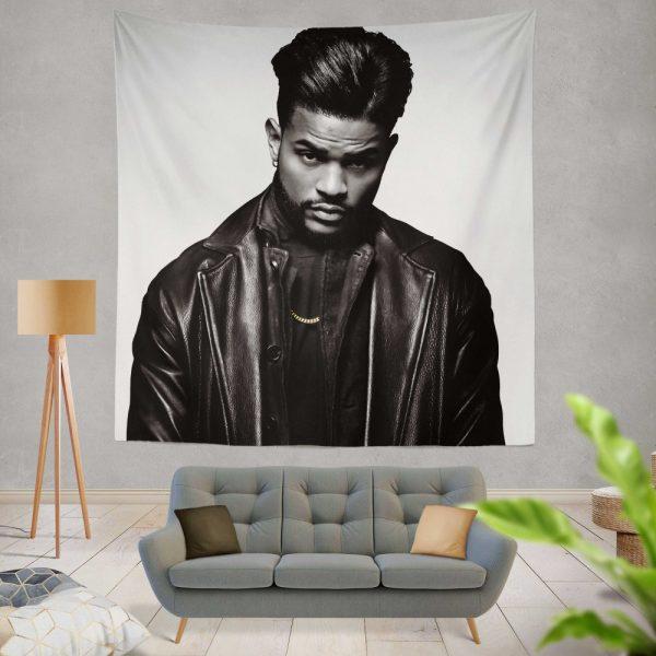SuperFly Movie Trevor Jackson Wall Hanging Tapestry