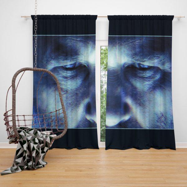 TRON Legacy Movie Window Curtain