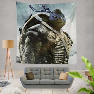 Teenage Mutant Ninja Turtles Movie Wall Hanging Tapestry