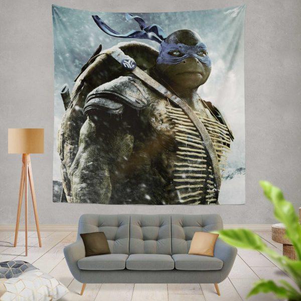 Teenage Mutant Ninja Turtles Movie Wall Hanging Tapestry