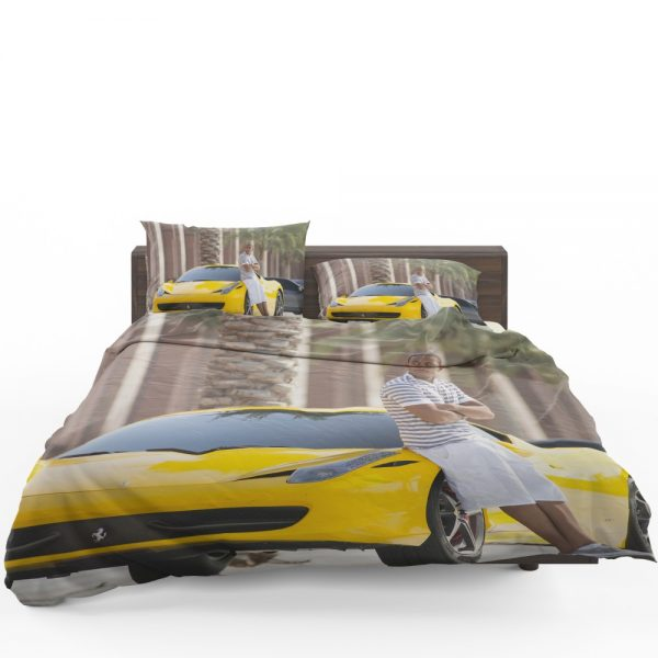 Tej Ludacris in Furious 7 Fast & Furious Movie Bedding Set 1