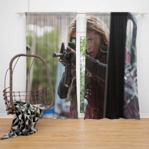 The 5th Wave Movie Chloë Grace Moretz Window Curtain