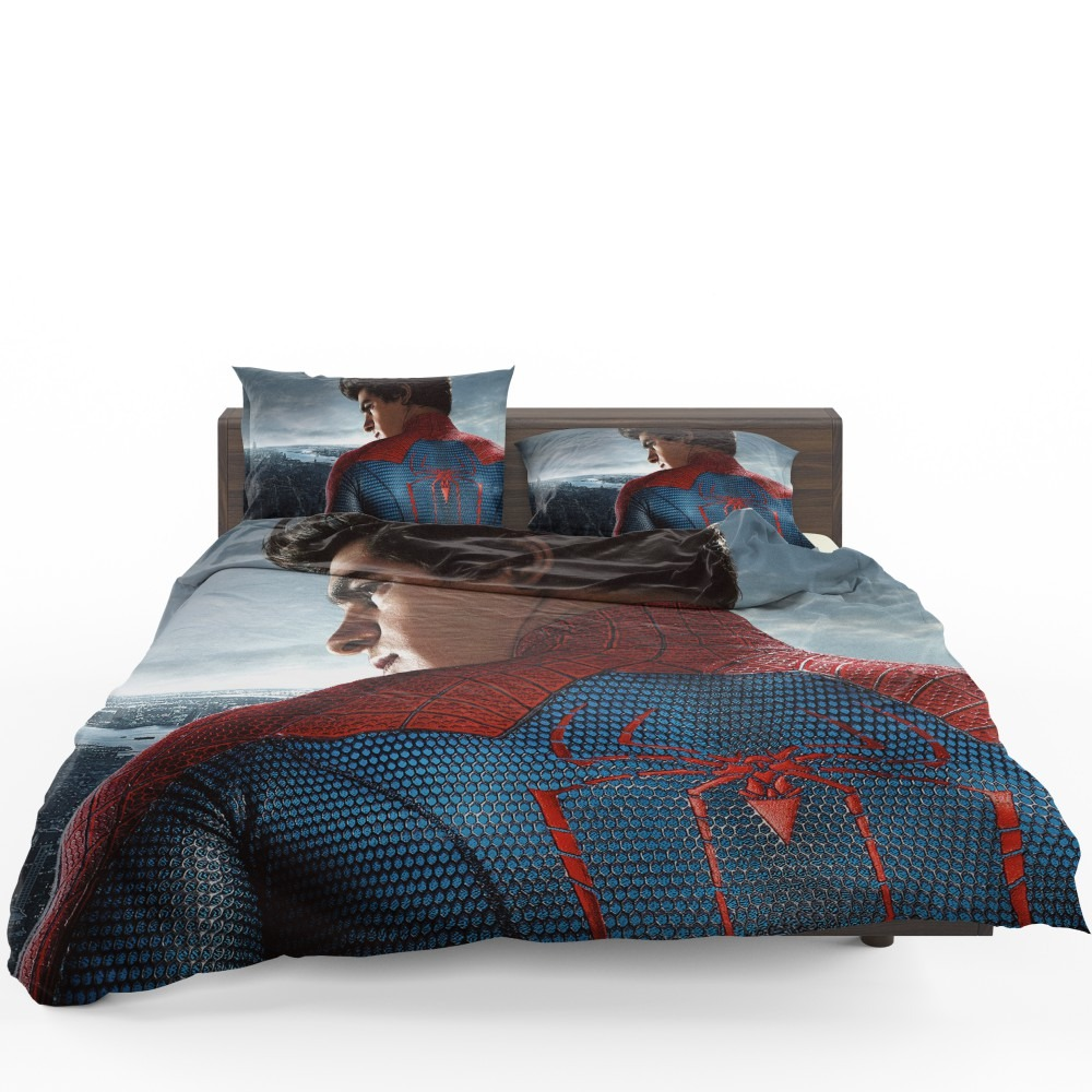 The Amazing Spider Man Movie Andrew Garfield Bedding Set Ebeddingsets