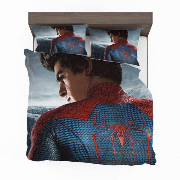 The Amazing Spider-Man Movie Andrew Garfield Bedding Set 2