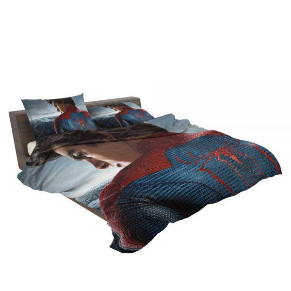 The Amazing Spider-Man Movie Andrew Garfield Bedding Set 3