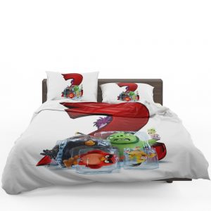The Angry Birds Movie 2 Movie Bedding Set 1
