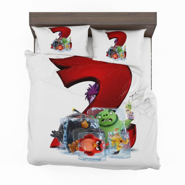 The Angry Birds Movie 2 Movie Bedding Set 2