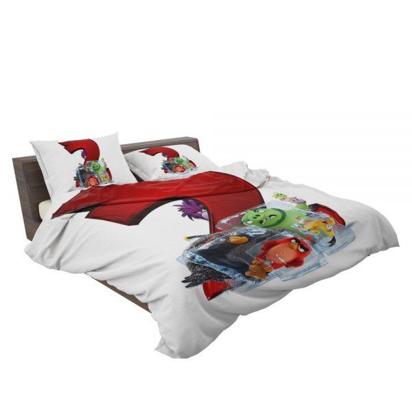 The Angry Birds Movie 2 Movie Bedding Set 3