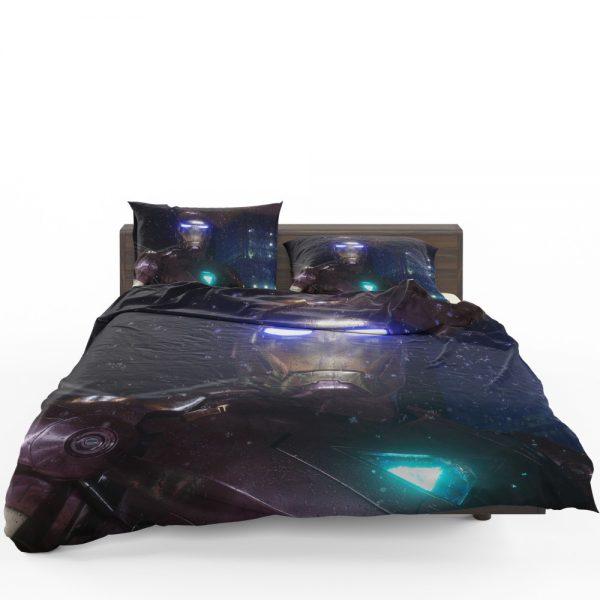 The Avengers Movie Iron Man Bedding Set 1
