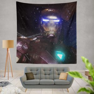 The Avengers Movie Iron Man Wall Hanging Tapestry