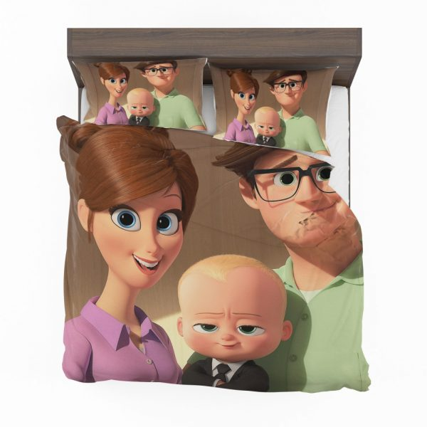 The Boss Baby Movie Bedding Set 2