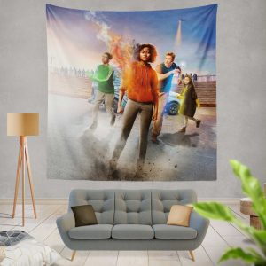 The Darkest Minds Movie Amandla Stenberg Sci Fi Wall Hanging Tapestry
