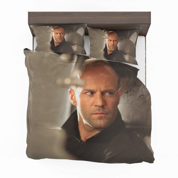 The Expendables Movie Jason Statham Lee Christmas Bedding Set 2