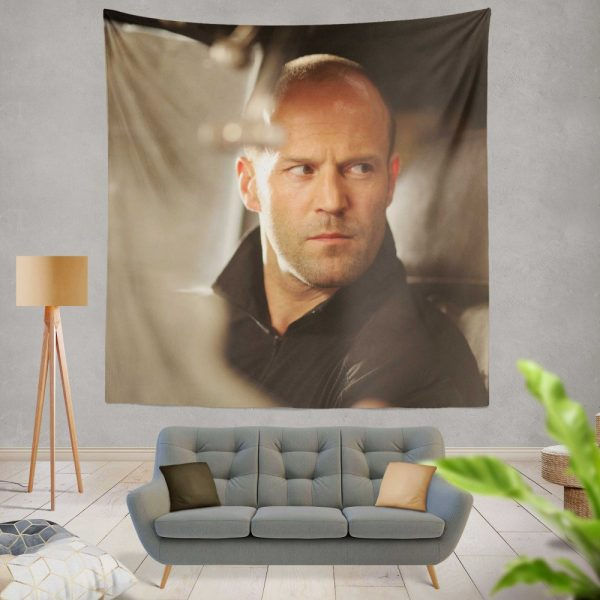 The Expendables Movie Jason Statham Lee Christmas Wall Hanging Tapestry