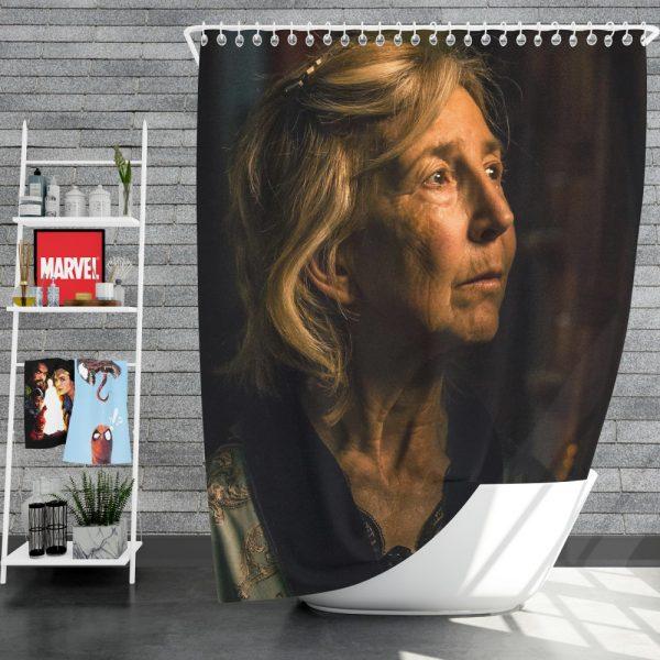 The Final Wish Movie Lin Shaye Shower Curtain
