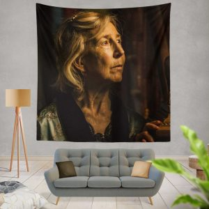 The Final Wish Movie Lin Shaye Wall Hanging Tapestry