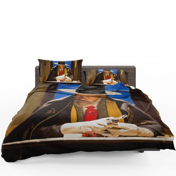 The Hateful Eight Movie Samuel L Jackson Bedding Set 1
