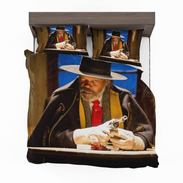 The Hateful Eight Movie Samuel L Jackson Bedding Set 2