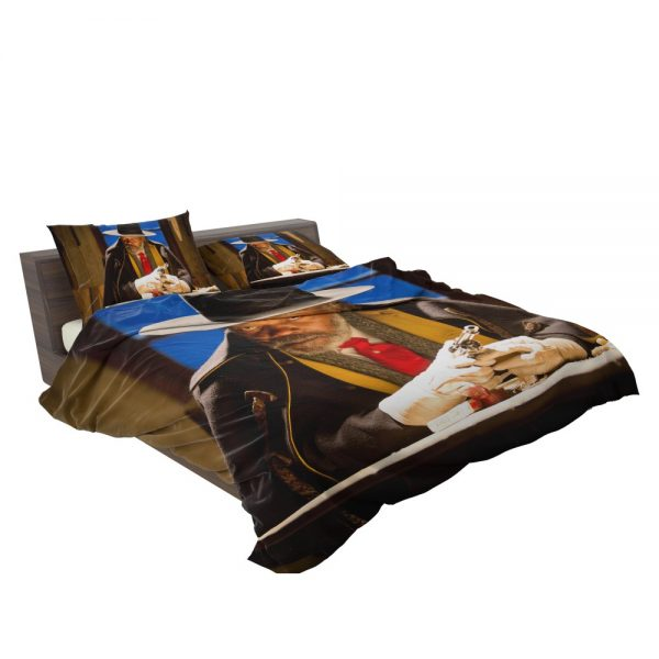 The Hateful Eight Movie Samuel L Jackson Bedding Set 3