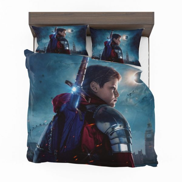 The Kid Who Would Be King Movie Bedding Set 2
