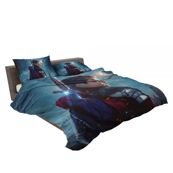 The Kid Who Would Be King Movie Bedding Set 3