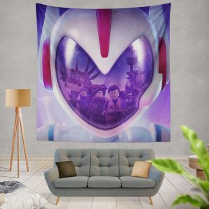 The Lego Movie 2 The Second Part Movie Wall Hanging Tapestry