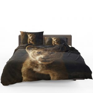 The Lion King 2019 Movie Simba Bedding Set 1