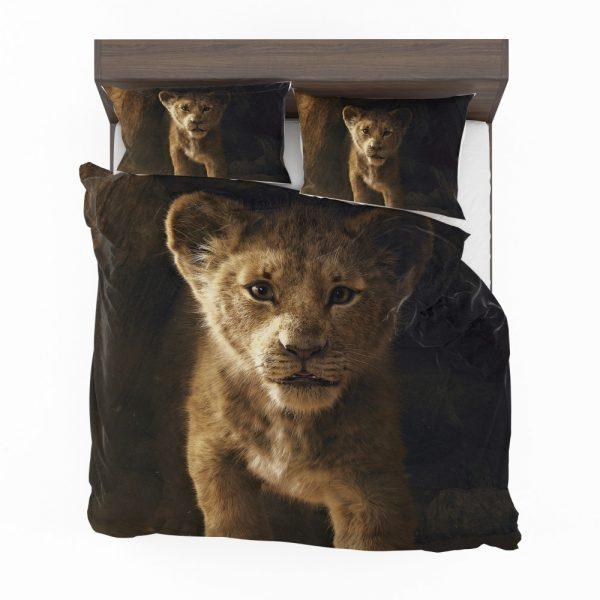 The Lion King 2019 Movie Simba Bedding Set 2