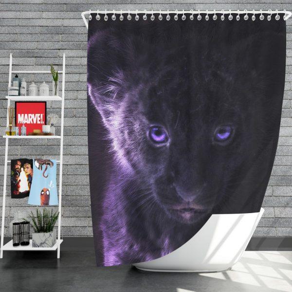 The Lion King 2019 Movie Simba Teen Shower Curtain