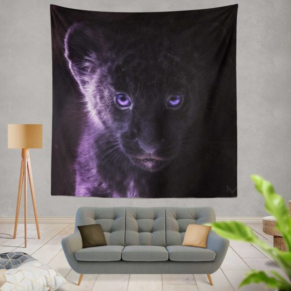 The Lion King 2019 Movie Simba Teen Wall Hanging Tapestry
