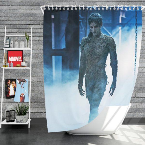 The Mummy 2017 Movie Sofia Boutella Shower Curtain