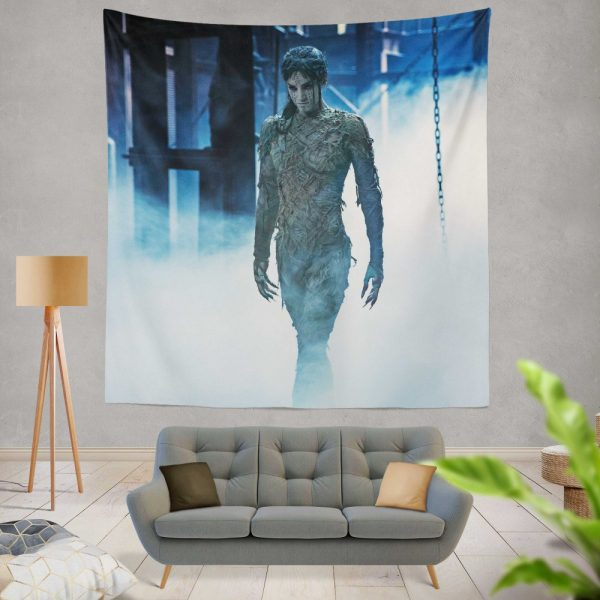 The Mummy 2017 Movie Sofia Boutella Wall Hanging Tapestry