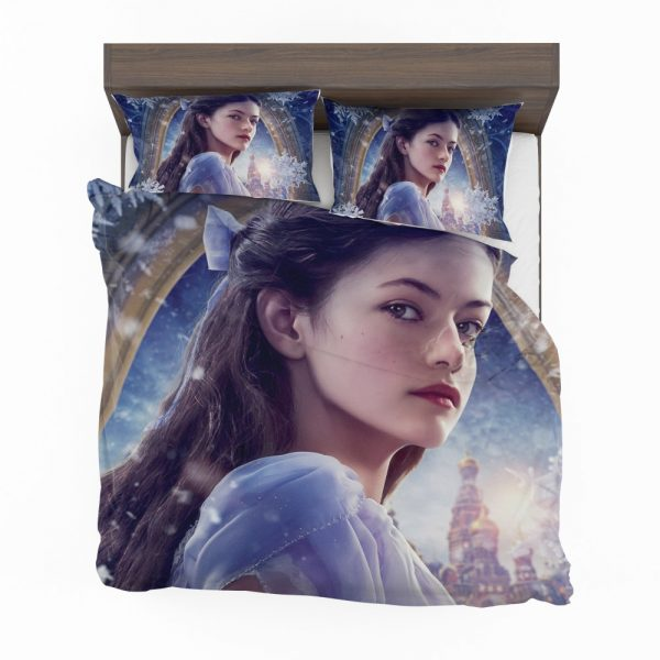 The Nutcracker and the Four Realms Movie Mackenzie Foy Bedding Set 2