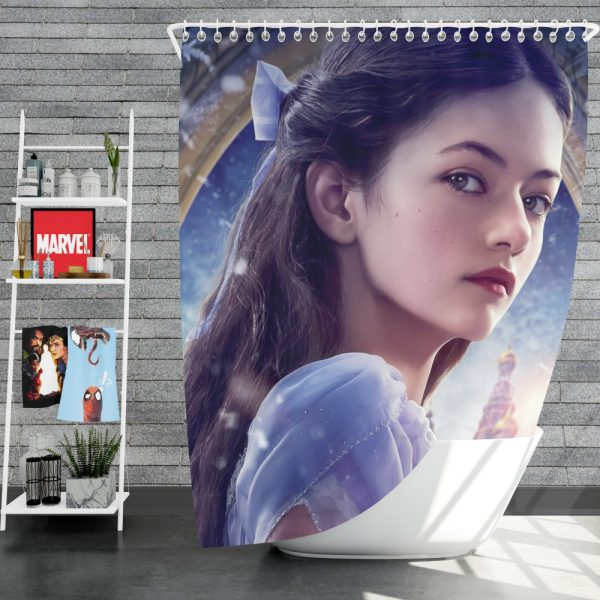 The Nutcracker and the Four Realms Movie Mackenzie Foy Shower Curtain