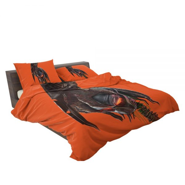 The Predator Movie Alien Movie Sci Fi Bedding Set 3