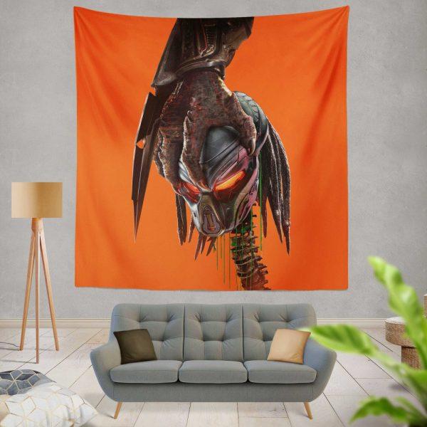 The Predator Movie Alien Movie Sci Fi Wall Hanging Tapestry