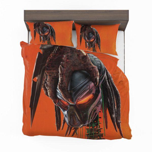 The Predator Movie Sci Fi Bedding Set 2