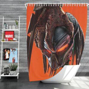 The Predator Movie Sci Fi Shower Curtain