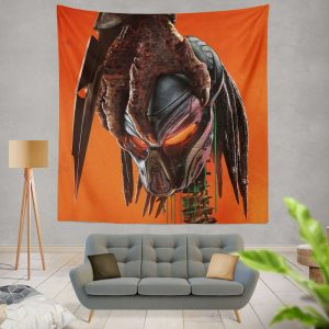 The Predator Movie Sci Fi Wall Hanging Tapestry