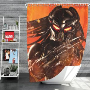 The Predator Movie Shower Curtain